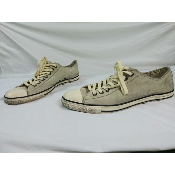 ddfb828e62 Converse Shoes | All Star John Varvatos Low Top Suede 11 | Poshmark